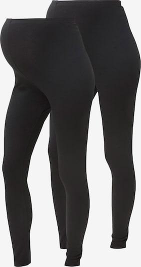 MAMALICIOUS Leggings in schwarz, Produktansicht