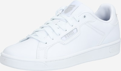 K-SWISS Zemie apavi 'CLEAN COURT II CMF' pieejami gaiši pelēks / balts, Preces skats