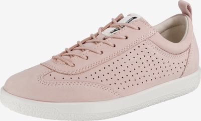 ECCO Sneakers in rosa: Frontalansicht