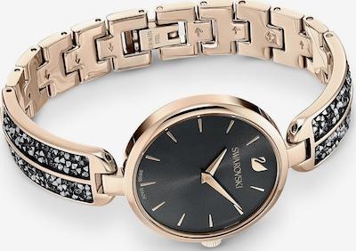 Swarovski Uhr 'Dream Rock' in gold / schwarz, Produktansicht