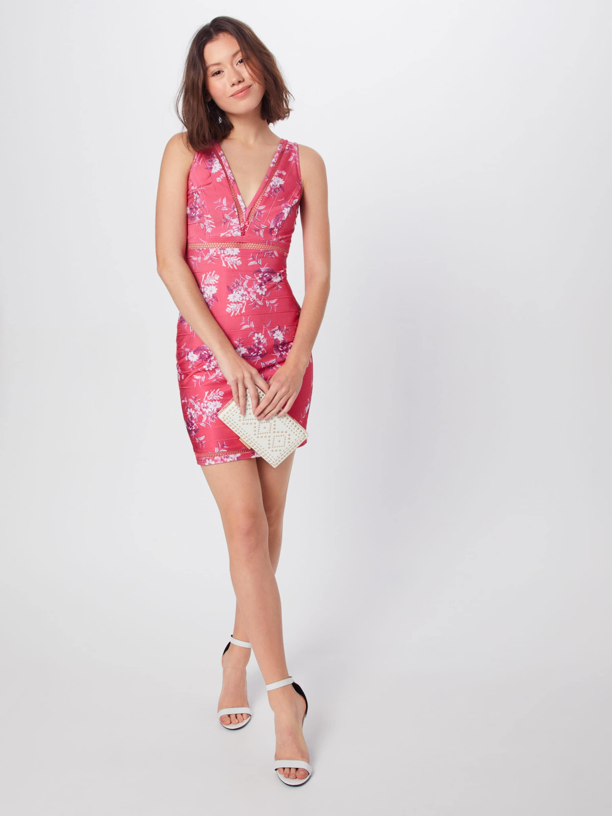 MischfarbenPink MischfarbenPink 'malica' 'malica' Guess Guess Kleid In In Kleid T1J3FlcuK