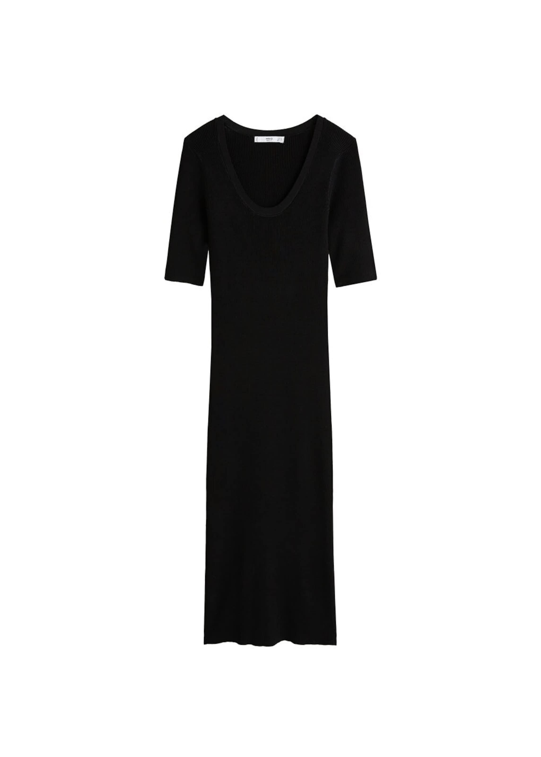 Mango 'elliot' Kleid Mango Schwarz Kleid In 'elliot' qzLUjSVpMG