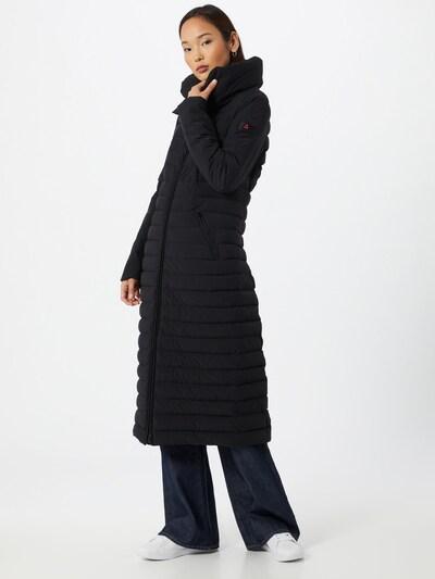 Peuterey Mantel 'ZAMBLA' in schwarz, Modelansicht