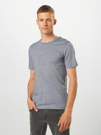 SELECTED HOMME Tričko - modrosivá: Pohľad spredu