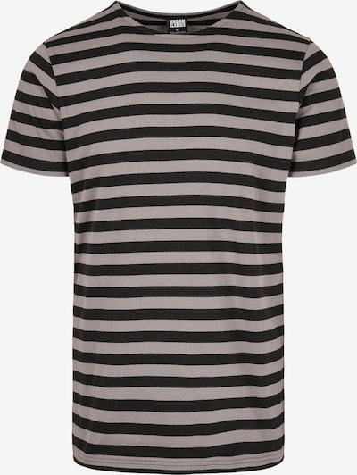 Urban Classics T-shirt i grå / svart, Produktvy