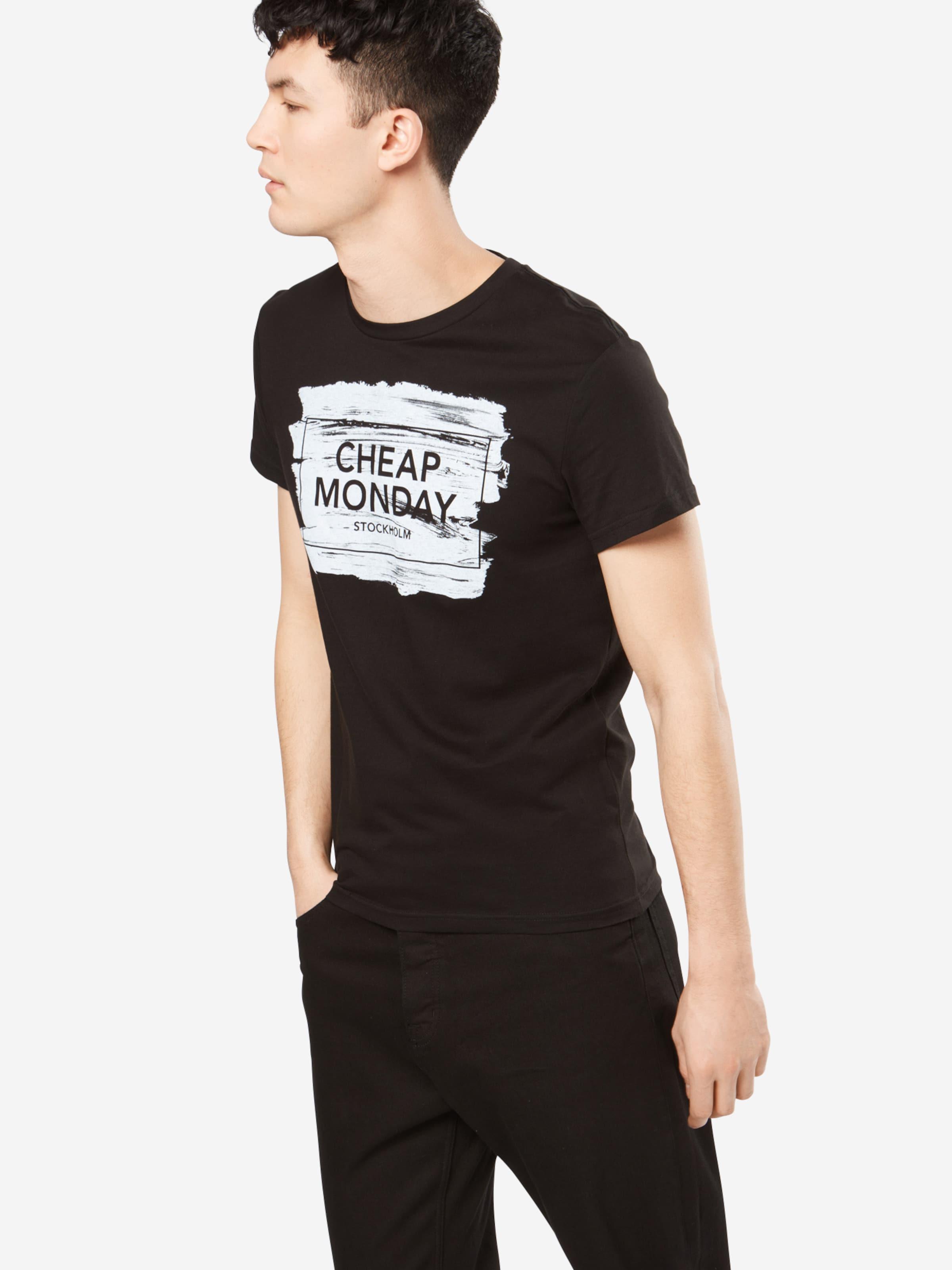 CHEAP MONDAY T-Shirt 'Standard tee Paint box' Liefern Billige Online v2qdP