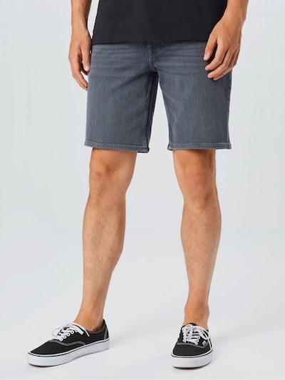 TOMMY HILFIGER Jeans 'BROOKLYN' in grey denim, Modelansicht