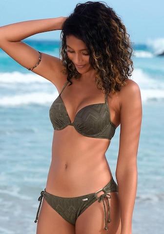 žalia BUFFALO Bikinis
