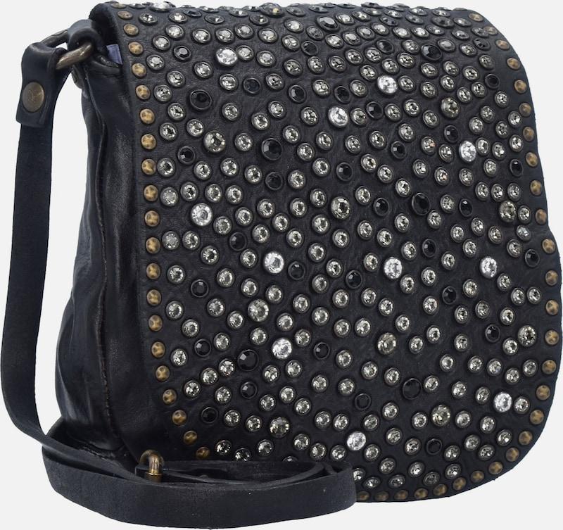 Campomaggi Traditional Mini Bag Umhängetasche Leder 17 cm