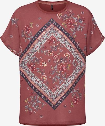 ONLY Koszulka 'CARIN' w kolorze czerwonym: Widok z przodu