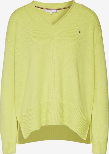 TOMMY HILFIGER Sweter 'AD CEVIE' w kolorze żółtym, Podgląd produktu