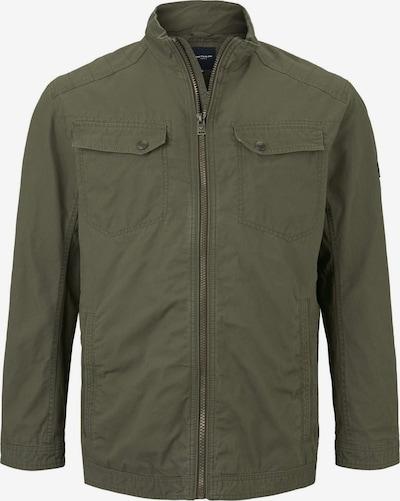 TOM TAILOR Men Plus Jacke in khaki, Produktansicht