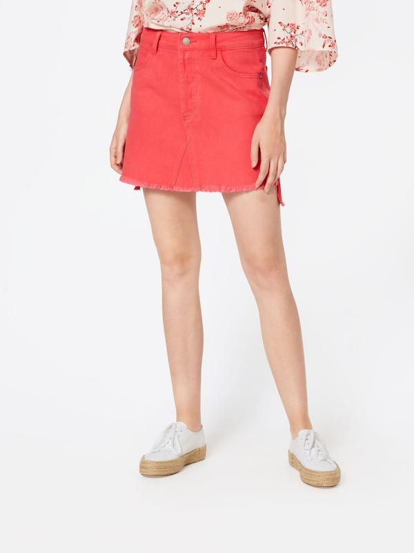 Glamorous Glamorous Rouge Glamorous En Jupe En Glamorous Rouge Jupe En Rouge Jupe RL354Aj