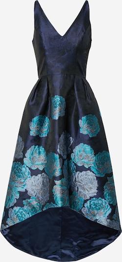 Chi Chi London Koktejl obleka | mornarska / svetlo modra / srebrno-siva barva, Prikaz izdelka