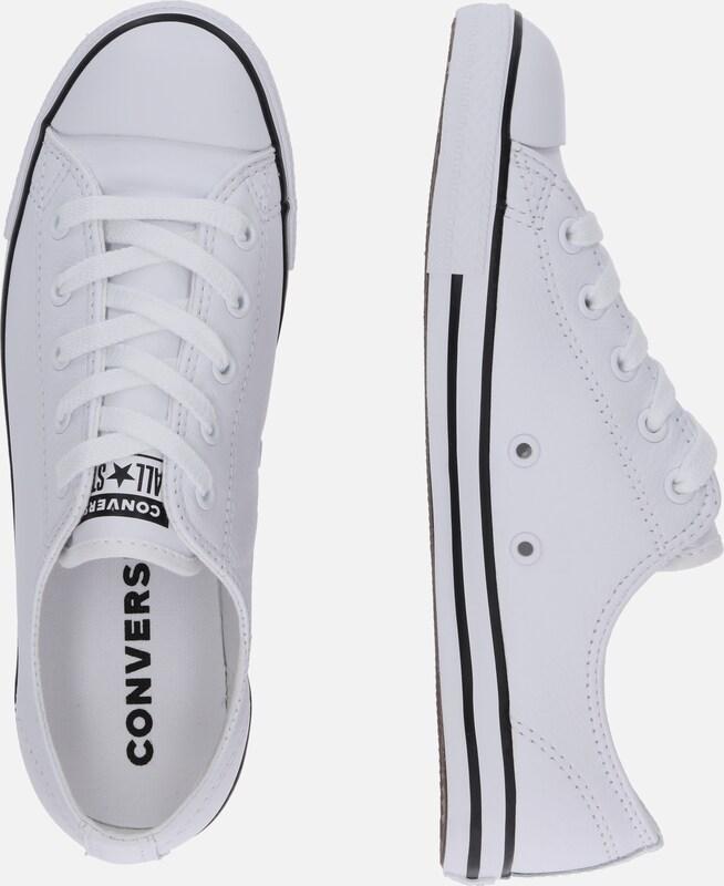 'ctas Converse Dainty' Baskets Basses Blanc En K1cTlFJ