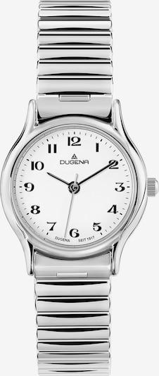 DUGENA Uhr in silber, Produktansicht