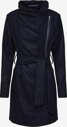 mbym Between-Seasons Coat 'Mika' in Black