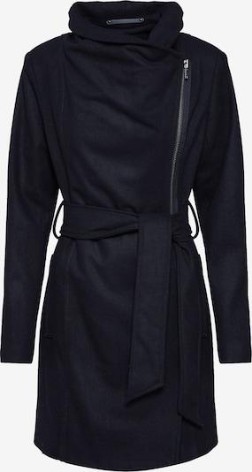 mbym Asymmetrischer Mantel 'Mika' in schwarz, Produktansicht