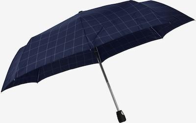 ESPRIT Paraplu in de kleur Blauw / Grijs, Productweergave