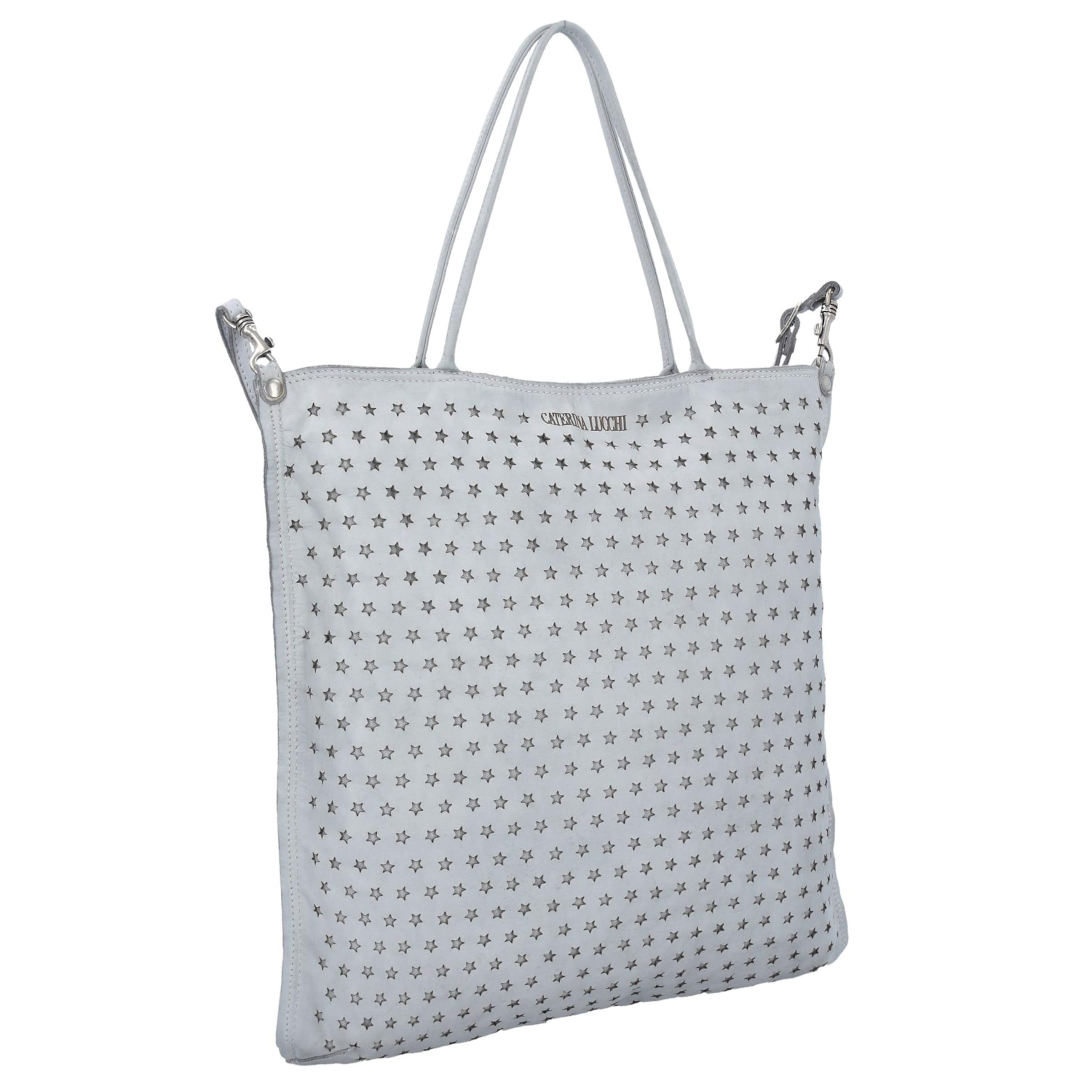 Caterina Lucchi Shopper Tasche Leder 40 cm Freies Verschiffen Heißen Verkauf Dsb6R