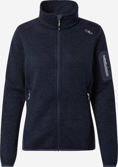 CMP Tehnička flis jakna u plava / siva, Pregled proizvoda