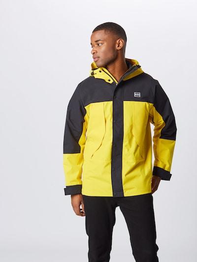 LEVI'S Jacke in gelb / schwarz, Produktansicht