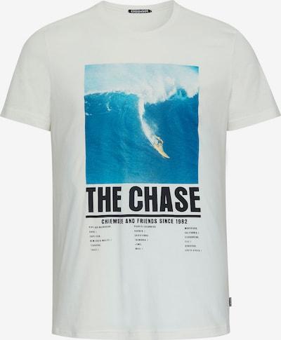 CHIEMSEE T-Shirt fonctionnel en blanc, Vue avec produit