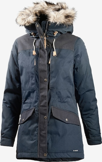 Fjällräven Sportjas 'Singi' in de kleur Nachtblauw, Productweergave