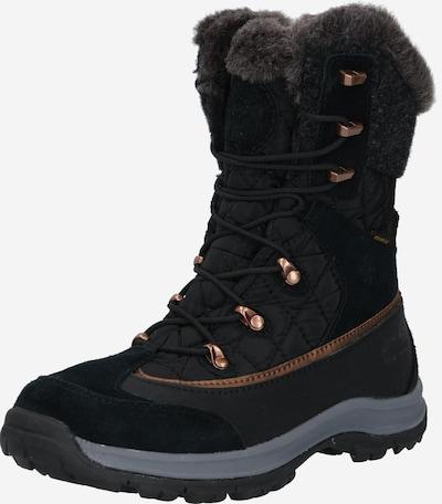 JACK WOLFSKIN Boots 'Aspen' in bronze / dunkelgrau / schwarz, Produktansicht