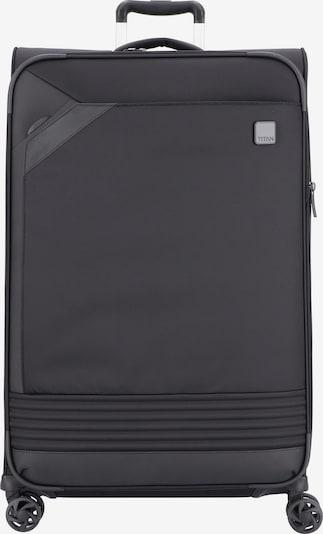 TITAN Trolley 'Foxx' in schwarz, Produktansicht