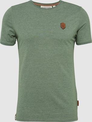 naketano Shirt 'Italienischer Hengst' in Spar