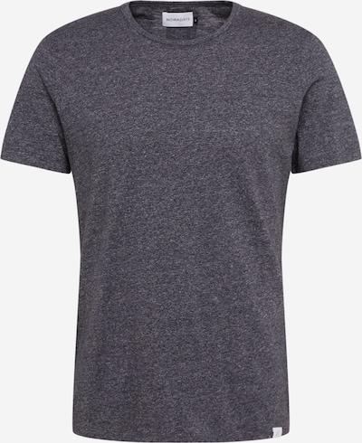 NOWADAYS Shirt 'GRINDLE SLUB' in anthrazit, Produktansicht
