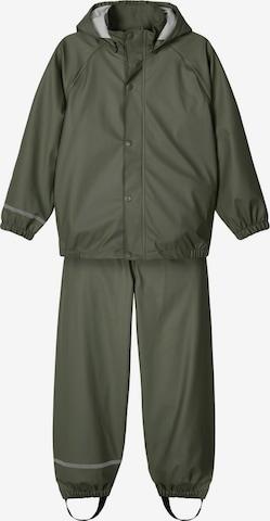 NAME IT Funktsionaalne ülikond, värv roheline