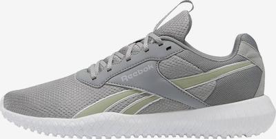 REEBOK Sneaker in grau / oliv, Produktansicht