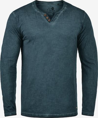 !Solid V-Shirt 'Tinox' in blau / navy / dunkelblau, Produktansicht