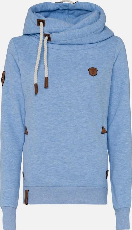 Sweat Naketano En ClairMarron shirt Bleu 'darth' Blanc 9eYEHIbWD2