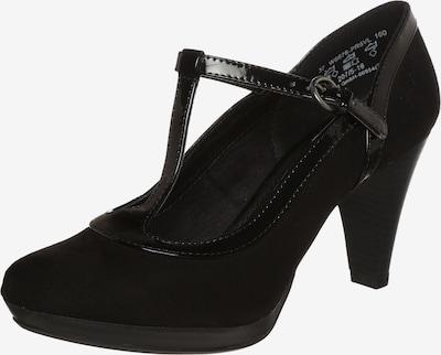 bugatti Cipele s potpeticom i otvorenom petom u crna, Pregled proizvoda