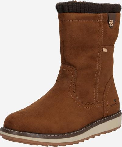 TOM TAILOR Čizme za snijeg u smeđa, Pregled proizvoda