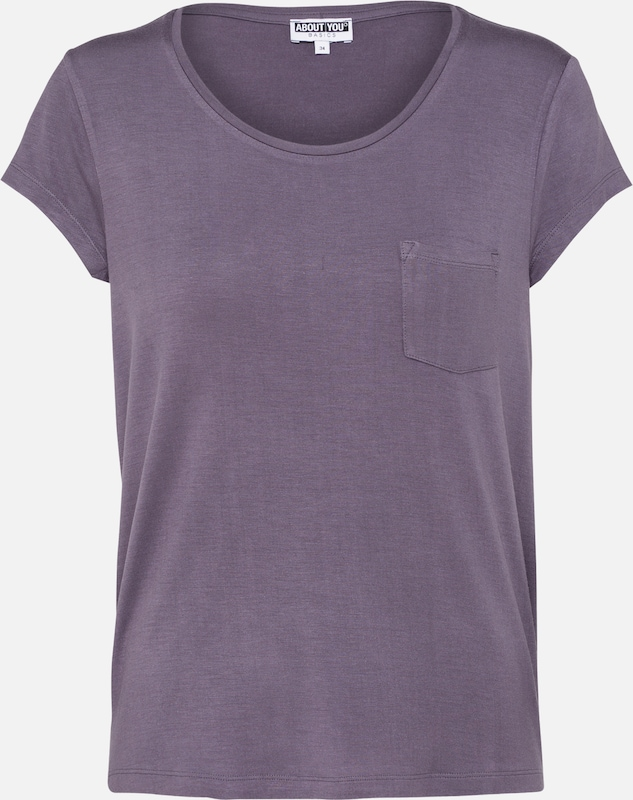 En Foncé T 'darina' Violet shirt erBoWCdx