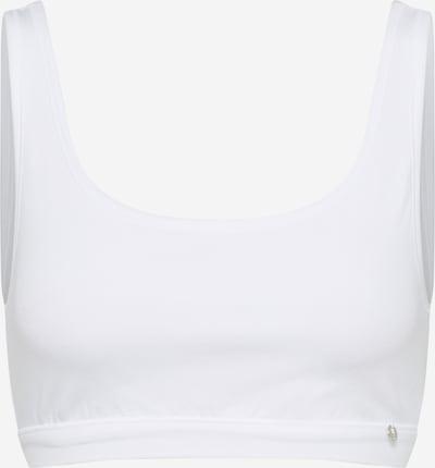 Sutien SCHIESSER pe alb, Vizualizare produs