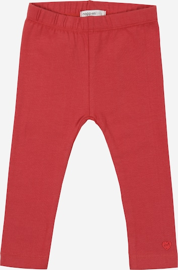 Noppies Leggings in rot, Produktansicht