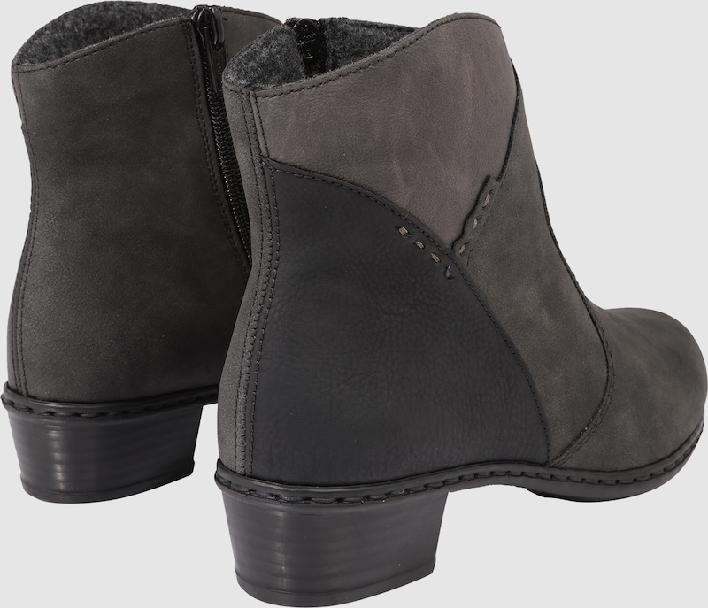 Rieker Ankle Boot With Warm-lining