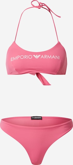 Emporio Armani Bikini w kolorze różowym, Podgląd produktu