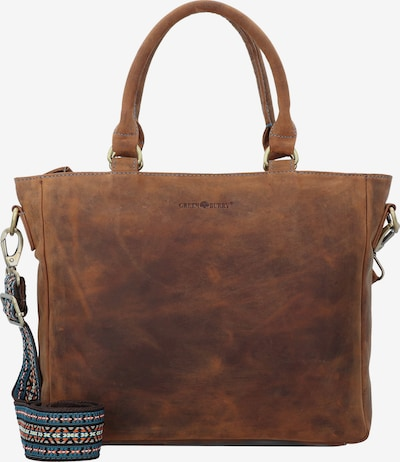 GREENBURRY Handtasche in braun, Produktansicht