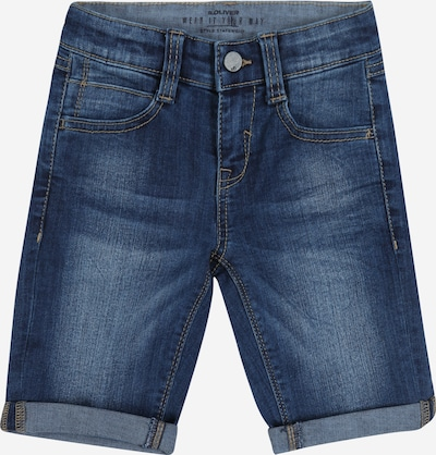 s.Oliver Shorts in blue denim, Produktansicht