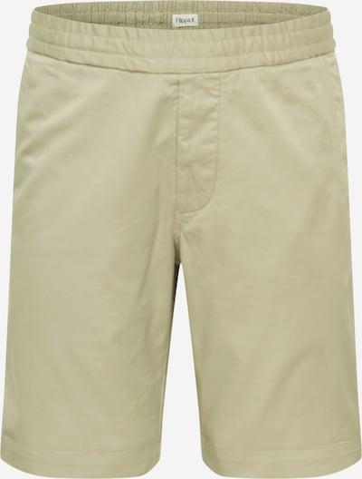 Pantaloni 'M. Terry' Filippa K pe bej: Privire frontală