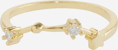 Fräulein Wunder Ring 'Aquarius' in gold, Produktansicht