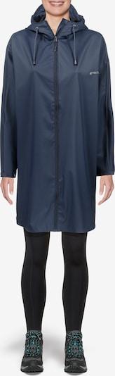 Whistler Regenmantel 'Joanne' in navy, Produktansicht