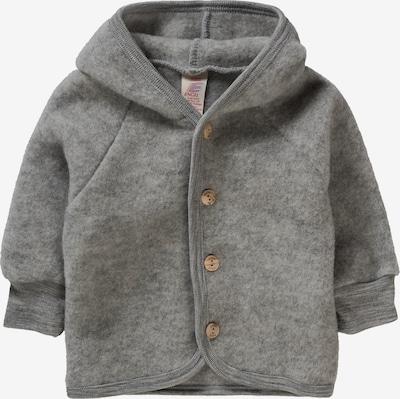 ENGEL Jacke in graumeliert, Produktansicht