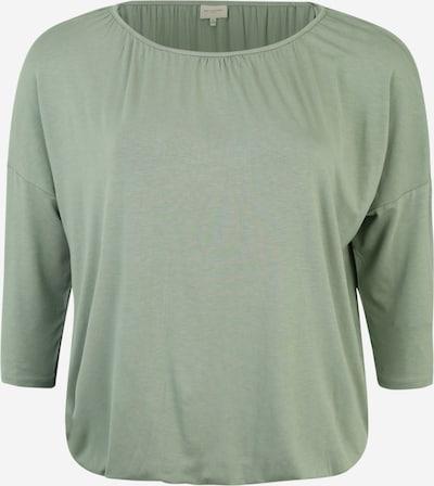 ONLY Carmakoma Majica 'CARMOJO' | zelena barva, Prikaz izdelka